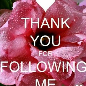 Other - Thank You For Following Me